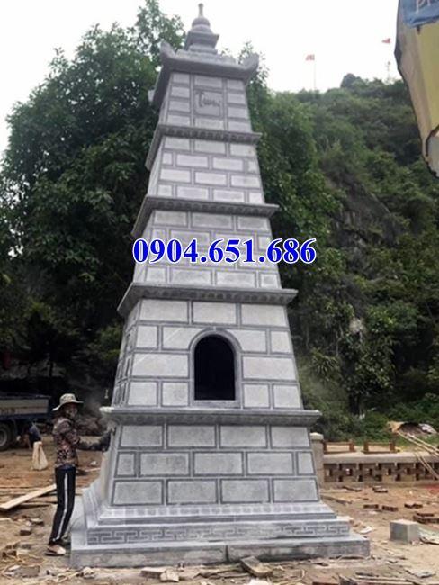 Giá mộ tháp đá để hũ tro cốt bán ở Đồng Nai