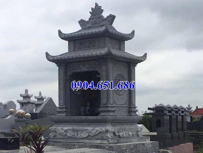 Kích thước nhà thờ chung nghĩa trang gia đình