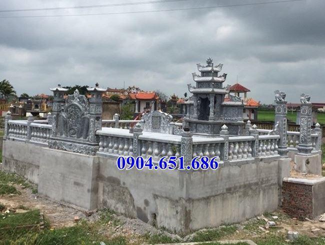 Địa chỉ bán, thiết kế xây khu lăng mộ, nghĩa trang gia đình tại Quảng Bình uy tín chất lượng