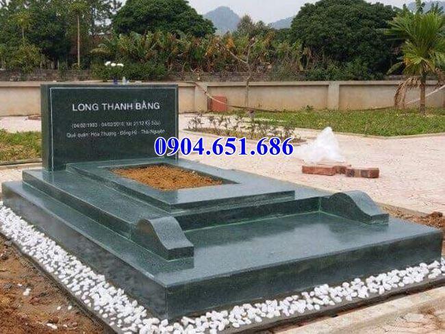 Địa chỉ bán, thiết kế, xây mộ đá đơn giản tại Quảng Bình uy tín chất lượng