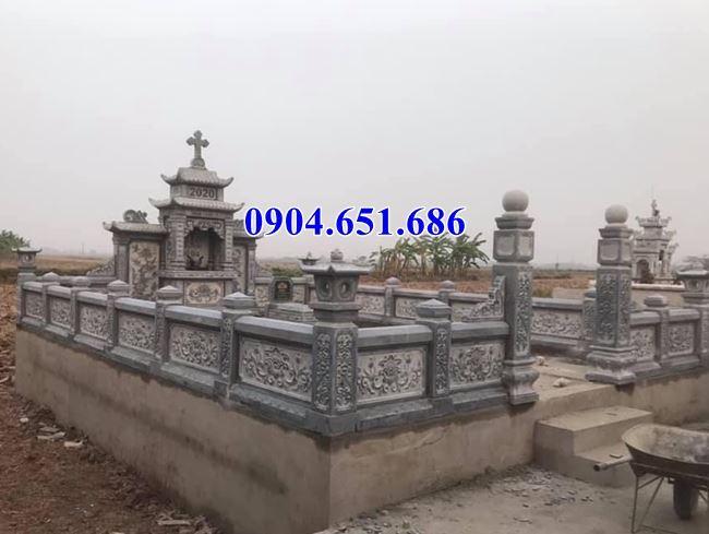 Địa chỉ bán, xây lăng mộ đá công giáo tại Quảng Bình tín chất lượng