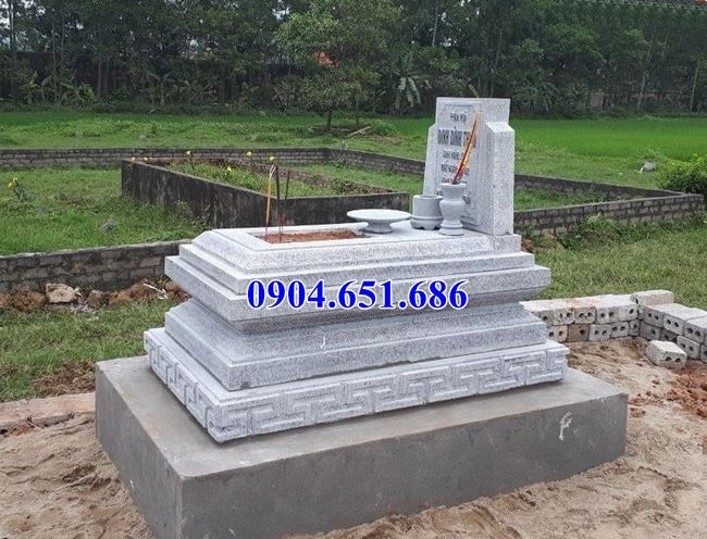 Địa chỉ bán, xây mộ đá xanh Thanh Hóa tại Quảng Bình uy tín chất lượng