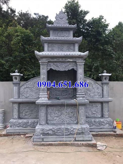 Giá cây hương nghĩa trang bằng đá khối tự nhiên bán tại Quảng Bình