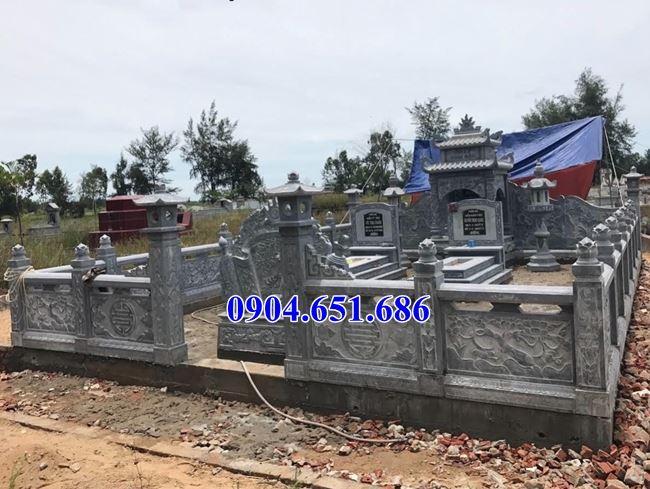 Giá khu lăng mộ đá bán tại Quảng Bình