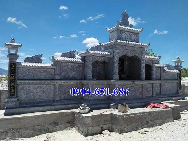 Giá lăng mộ tổ đá khối tự nhiên bán tại Quảng Bình
