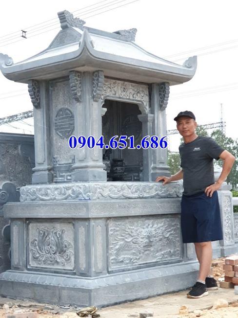 Giá lăng thờ nghĩa trang bằng đá khối tự nhiên bán tại Quảng Bình