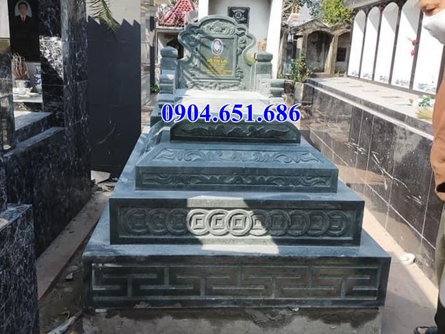 Giá mộ đá xanh Thanh Hóa bán ở Quảng Bình