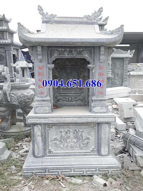 Mẫu am thờ chung đá đẹp bán tại Quảng Bình 14– Am thờ để hũ tro cốt