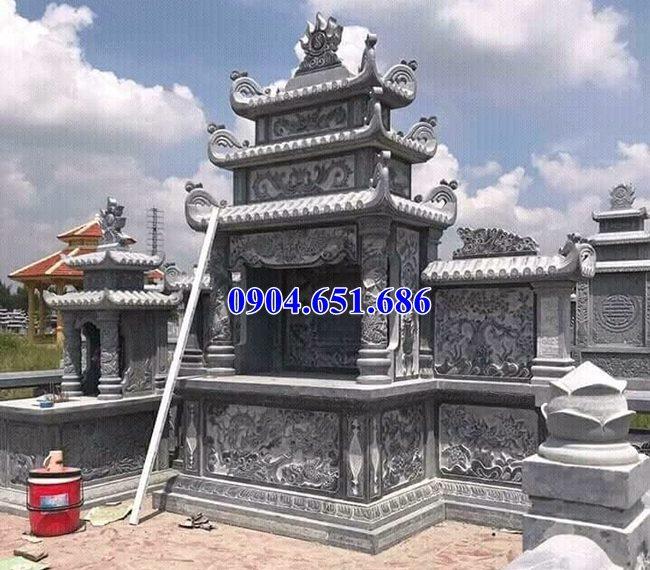 Mẫu lăng thờ nghĩa trang đẹp bán tại Quảng Bình 11– Am thờ lăng mộ