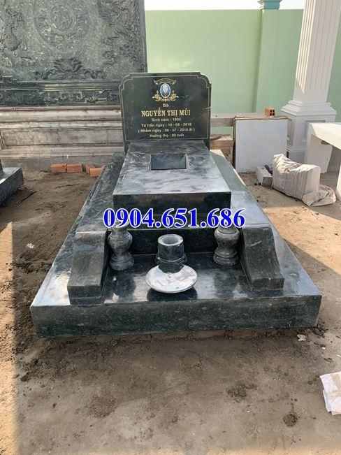Mẫu mộ đá đơn giản đẹp bán tại Quảng Bình 02 – Mộ đá thiết kế đơn giản