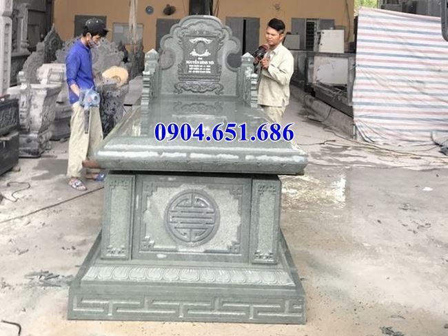 Mẫu mộ đá đẹp bán tại Quảng Bình 01 – Mộ đá tại Quảng Bình