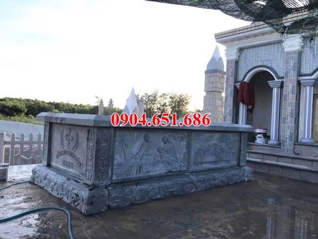 Địa chỉ bán mộ đá, lăng mộ đá công giáo tại Thái Bình uy tín chất lượng