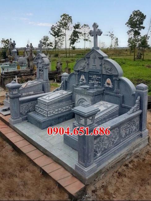 Giá bán, xây mộ công giáo, bia mộ công giáo ở Hưng Yên