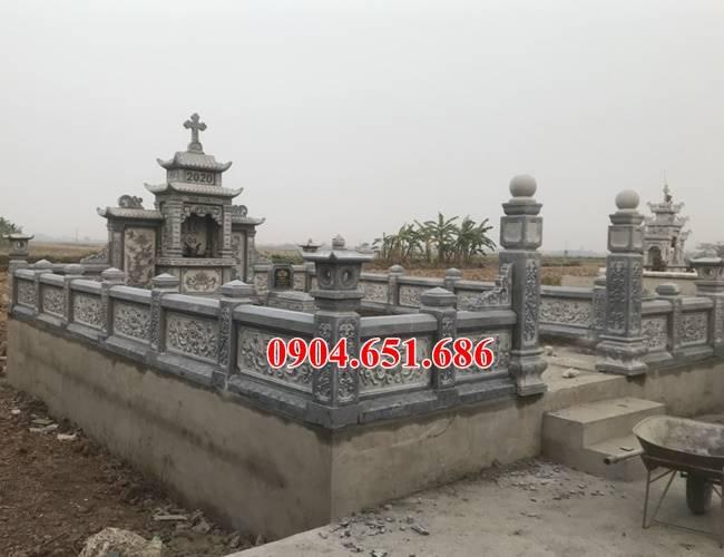 Khu lăng mộ công giáo được thi công tại Nam Định