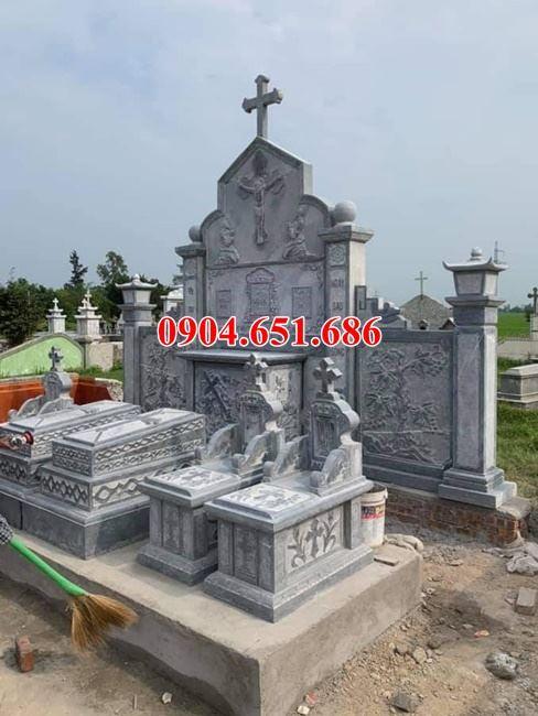 Khu lăng mộ công giáo thiết kế chuẩn phong thủy