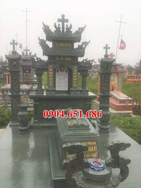 Lăng mộ đạo thiên chúa xây kích thước chuẩn phong thủy