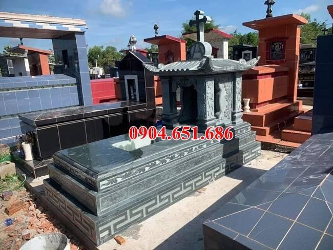 Mộ đạo thiên chúa đá xanh rêu đẹp nhất bán tại Nam Định